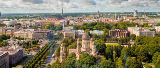 Rückblick auf unsere Reise durch das Baltikum vom 25. Juni bis 2. Juli 2014