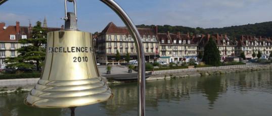 """Bericht von der Hörerreise """"La belle France – von Paris durch die Normandie ans Meer"""" im Juli 2015"""