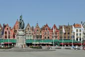 Rückblick auf die Flußkreuzfahrt durch Holland & Flandern:  1. bis 8. Juli 2017