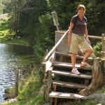 Wanderung um den Etrachsee